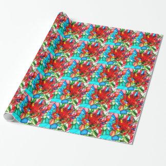 Papier Cadeau Arrière - plan coloré d'abrégé sur en verre