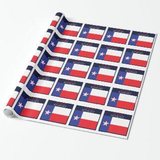 Papier Cadeau Athée du Texas