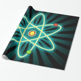Papier Cadeau Atome