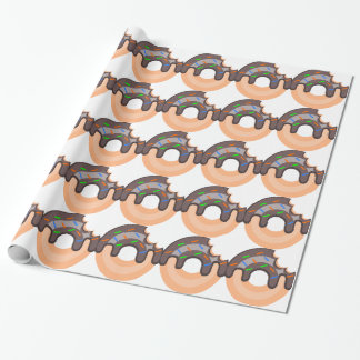 Papier Cadeau beignet