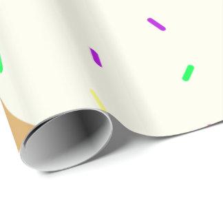 Papier Cadeau Beignet de Sprinkly