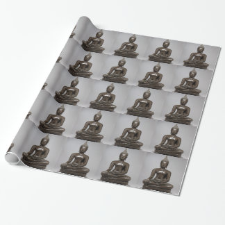 Papier Cadeau Bouddha assis - XVème siècle
