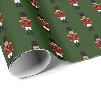 Papier Cadeau Casse-noix - papier d'emballage