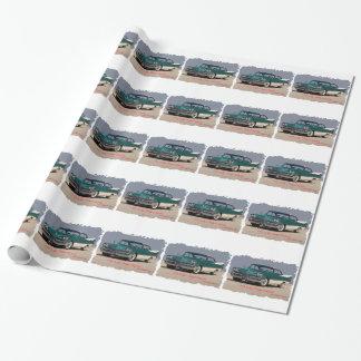 Papier Cadeau Chargeur Daytona de 1968 Dodge