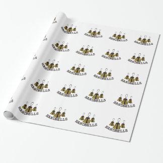 Papier Cadeau Clochettes