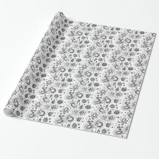 Papier Cadeau Conception cellulaire