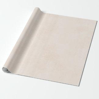 Papier Cadeau Crème épongée