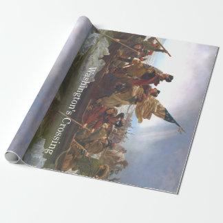 Papier Cadeau Croisement d'ABH Washington