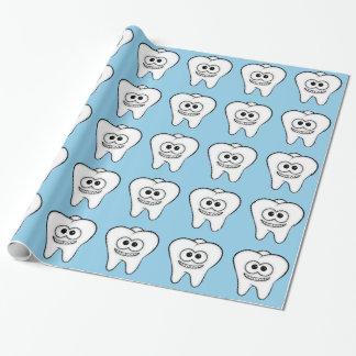 Papier Cadeau Dents