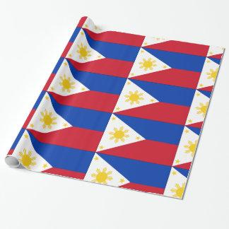 Papier Cadeau Drapeau philippin
