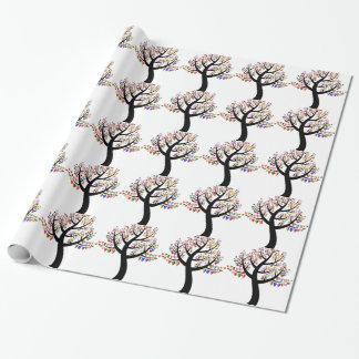 Papier Cadeau floral