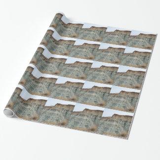 Papier Cadeau Formation de roche