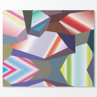Papier Cadeau Formes géométriques