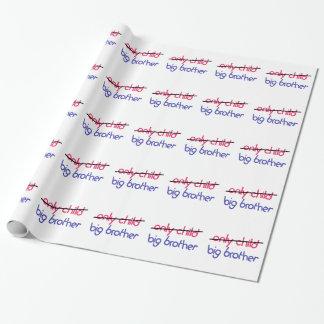 Papier Cadeau Frère