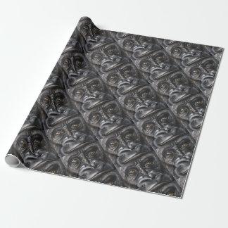 Papier Cadeau Gorille