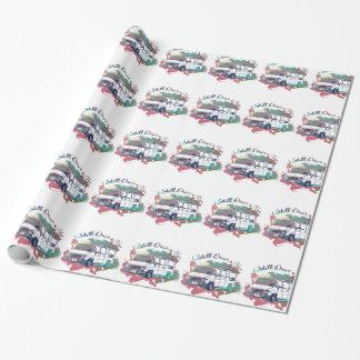 Papier Cadeau Je conduis toujours un Van