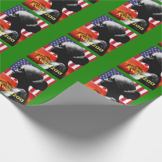 Papier Cadeau Kwanzaa