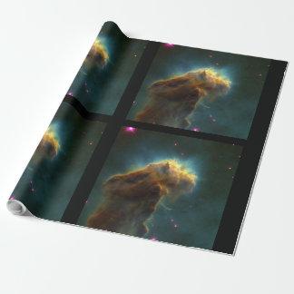 Papier Cadeau La NASA d'IC 4703 de colonne d'Eagle
