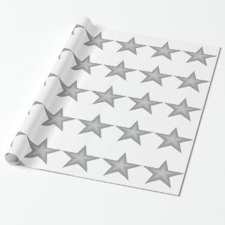 Papier Cadeau Le gris tient le premier rôle le papier