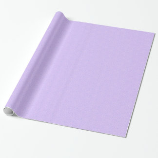 Papier Cadeau Le papier d'emballage de collection lilas