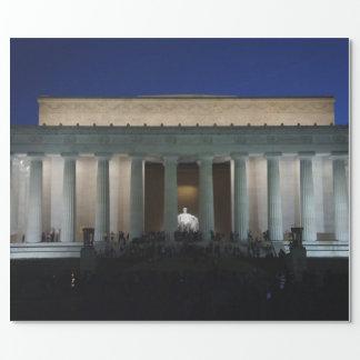 Papier Cadeau Lincoln