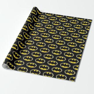 Papier Cadeau Logo classique du symbole | de Batman