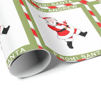 Papier Cadeau Noël de mélomane