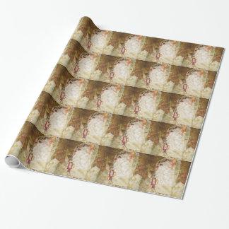 Papier Cadeau Ode à Klimt par Gustav Klimt