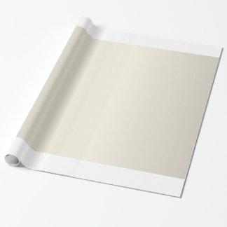 Papier Cadeau Papier d'emballage crème de perle