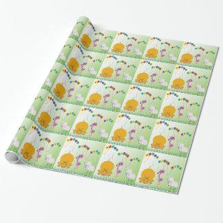 Papier Cadeau Papier d'emballage de brebis de Birdy 2