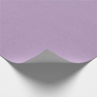 Papier Cadeau Papier d'emballage de couleur mauve-clair