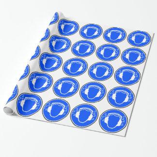 Papier Cadeau Papier d'emballage d'écouteurs