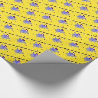 Papier Cadeau Papier d'emballage d'enveloppe de cadeau