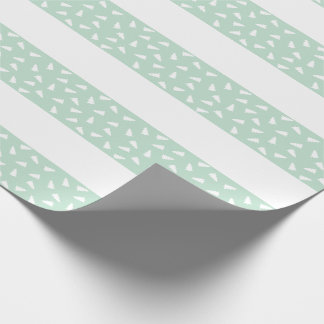 Papier Cadeau Papier d'emballage mat de pin