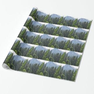 Papier Cadeau Parc national de Yosemite