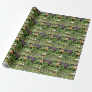 Papier Cadeau Parc Vienne Autriche de Setagaya