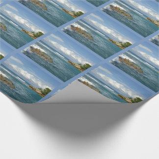 Papier Cadeau Paysage marin de Labadee