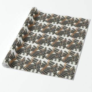 Papier Cadeau point creux des munitions 7.62x39mm de munitions