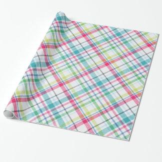 Papier Cadeau Rayures de papier de Métier-Emballage de Pâques -