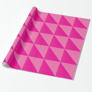 Papier Cadeau rose-rose
