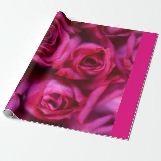 Papier Cadeau Roses