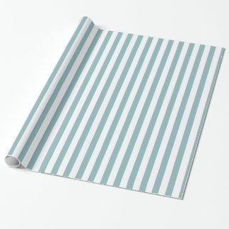 Papier Cadeau Simple nettoyez l'Aqua de regard et les rayures