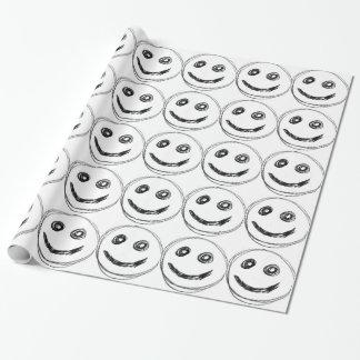 Papier Cadeau sourire