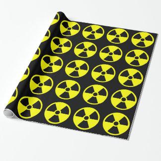Papier Cadeau Symbole de rayonnement