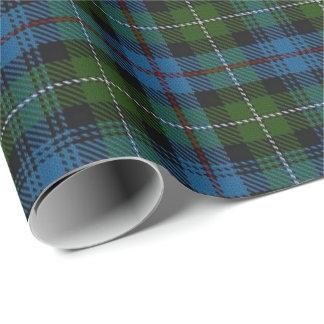 Papier Cadeau Tartan d'écossais du Mackenzie de clan