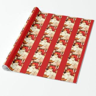 Papier Cadeau Un Joyeux Noël