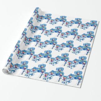 Papier Cadeau wondercrowd-tentacules