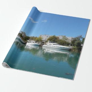 Papier Cadeau Yachts en Turquie