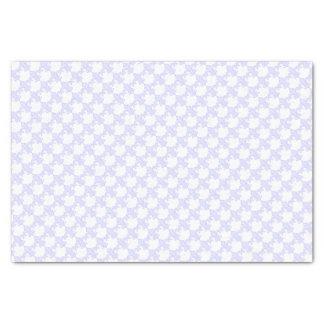 Papier de soie de soie de Lavender Fleur de Lis
