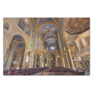 Papier Mousseline Altlerchenfelder Kirche Wien Österreich